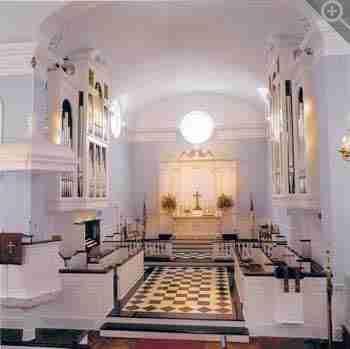 St Peter's Church Organ