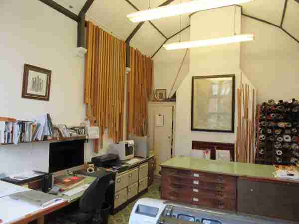 Mander Organs Drawing Office