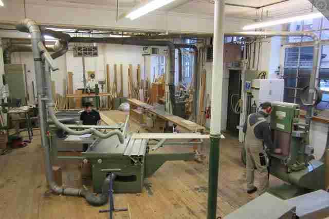 Mander Organs Woodmill