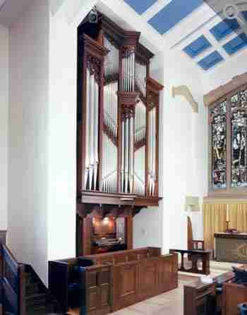 Gray's Inn Chapel Organ