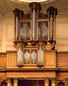 Pembroke College Organ
