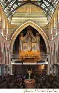 Cranleigh School Organ