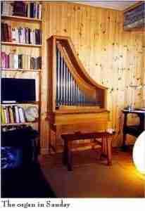 Peter Davies Organ