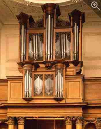 Pembroke College Organ