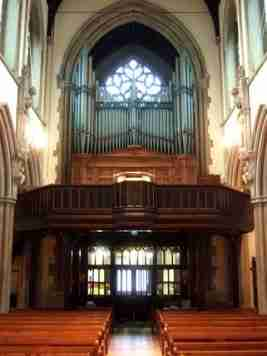 Walker Organ Sacred Heart Wimbledon