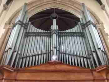 Pipes - Walker Organ Sacred Heart Wimbledon