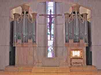Nigawa Gakuin School Organ
