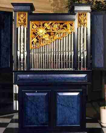 Peabody Institute Organ