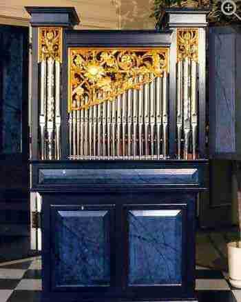 Peabody Institute Organ
