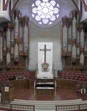 Peachtree Road UMC Organ