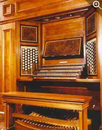 St Ignatius Loyola Console