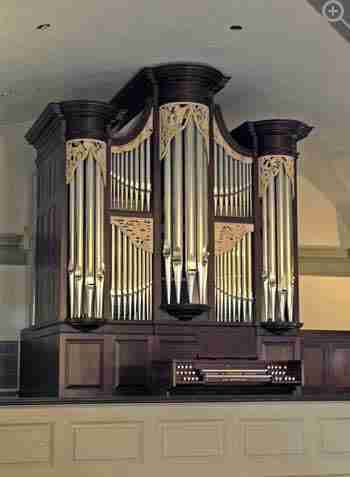 St Paul's Episcopal Church Organ