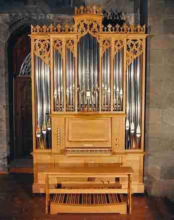 Stavanger Cathedral's Organ