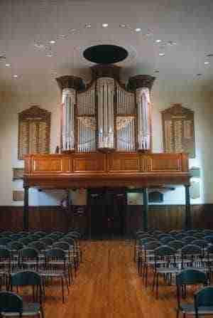 Sydney Grammar School Organ