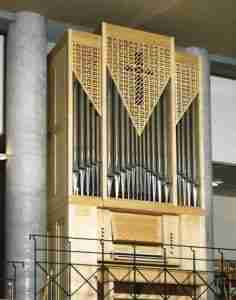 Toyonaka Church Osaka Organ