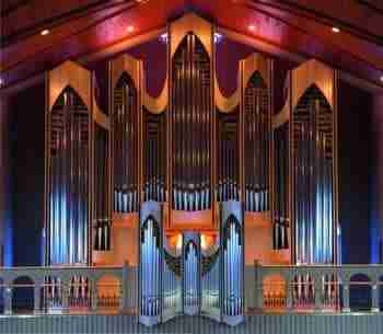 Urakami Cathedral Organ