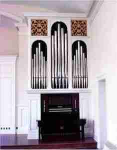 Immanuel Church Organ