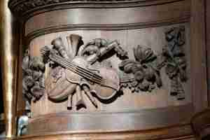 Carving St George's Southall