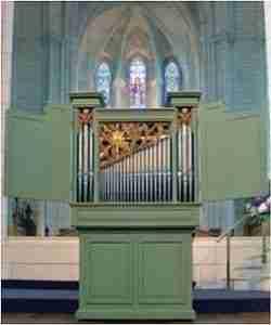 Musica Sacra Chor's Organ