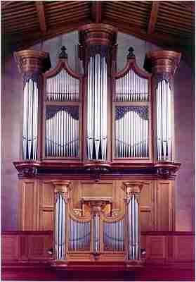 St Giles Cripplegate's Organ
