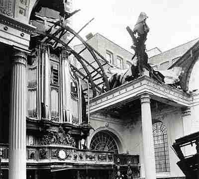 St Mary's Organ London
