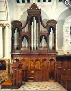 Mill Hill School Organ