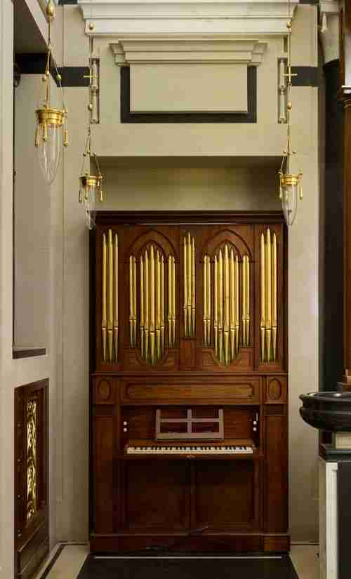 GPEngland organx500