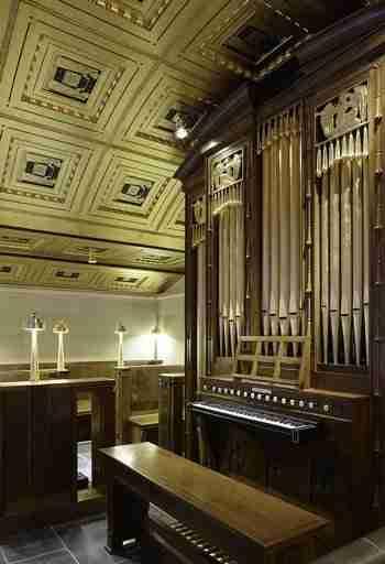 Chapel of Chris Culham