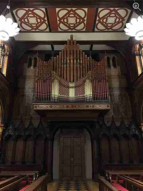King's College London - Organ