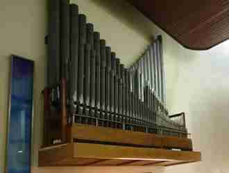 Coychurch Crematorium Organ
