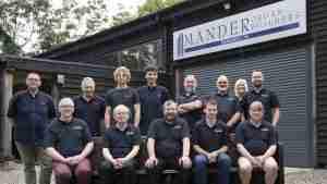 Team Mander Organ Builders